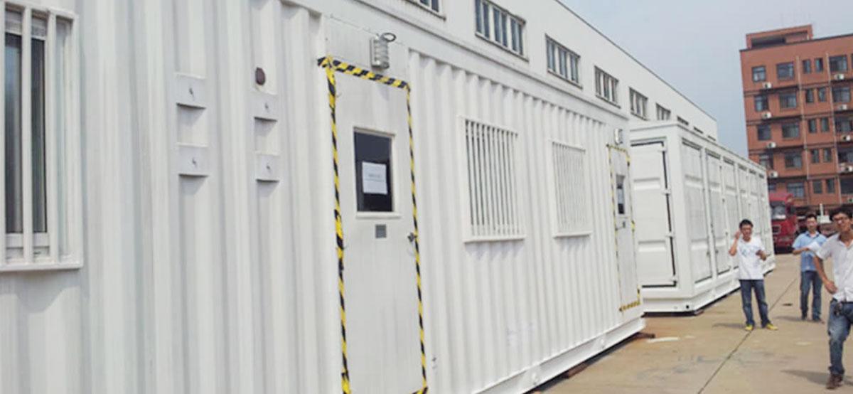 Unidad de separación de aire para client
