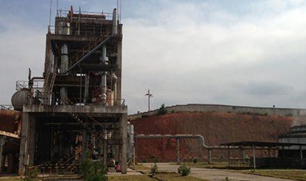 Unidad de producción de dimetil éter