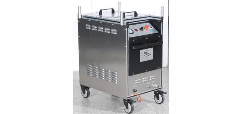 máquina de hielo seco