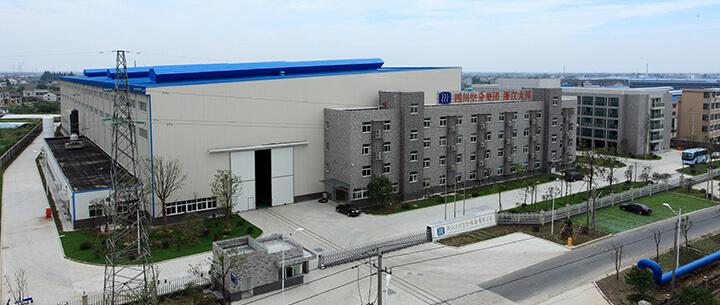 Equipos de producción avanzados y tecnología