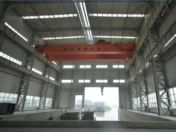 Muelle de transporte interno 1