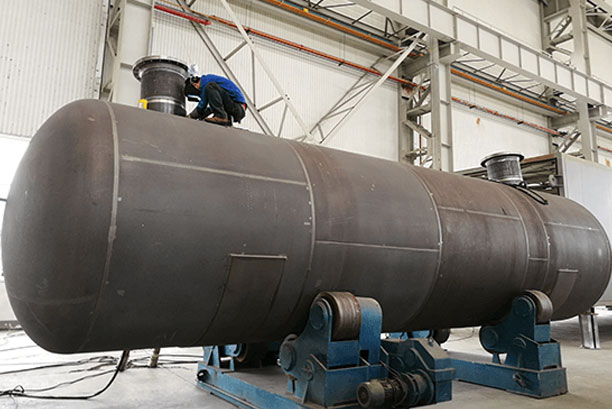 shipbuilding plant, smelting plant, manufacturing plant, gas company, medical business